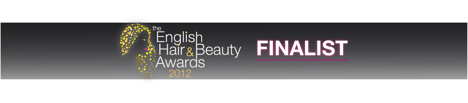 English Hair and Beauty Awards Finalist