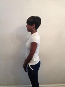Short Style Weave (Side)