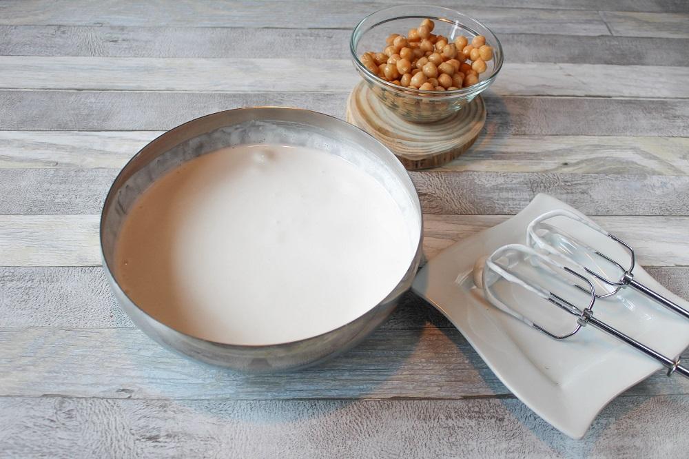 aquafaba ricetta vegana