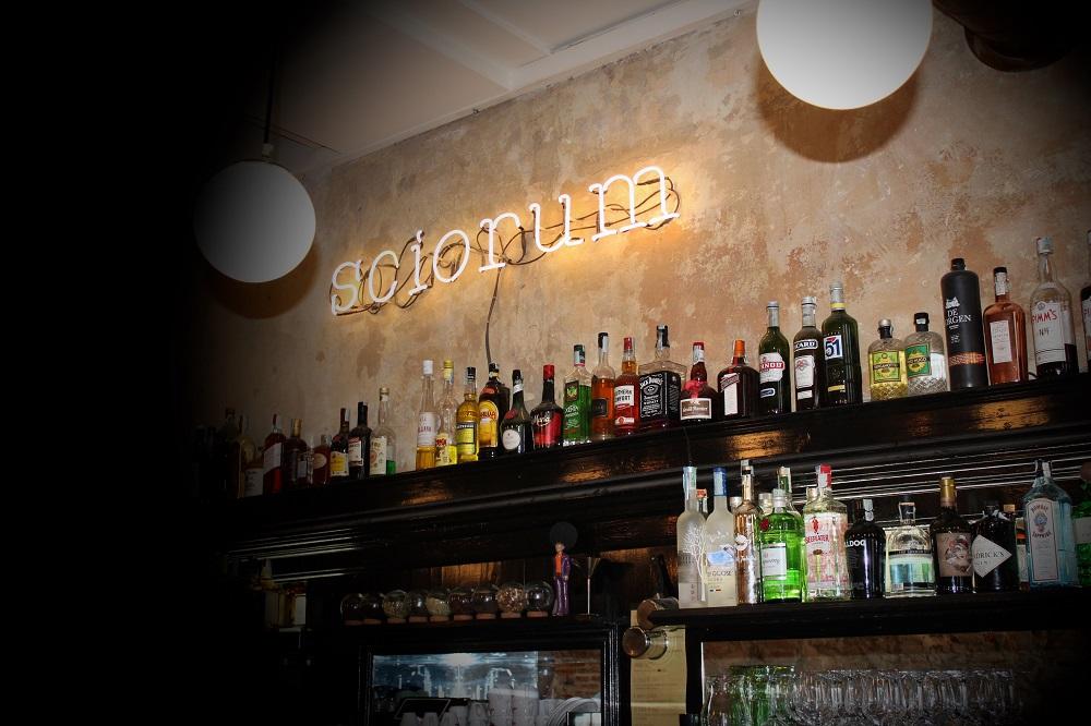 Interno Sciò rum