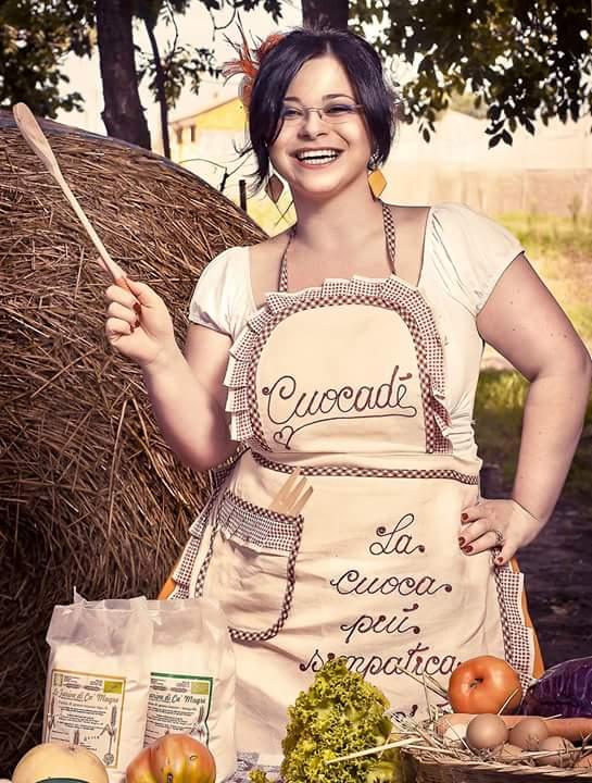 Alice Scarmagnani in arte Cuocadè
