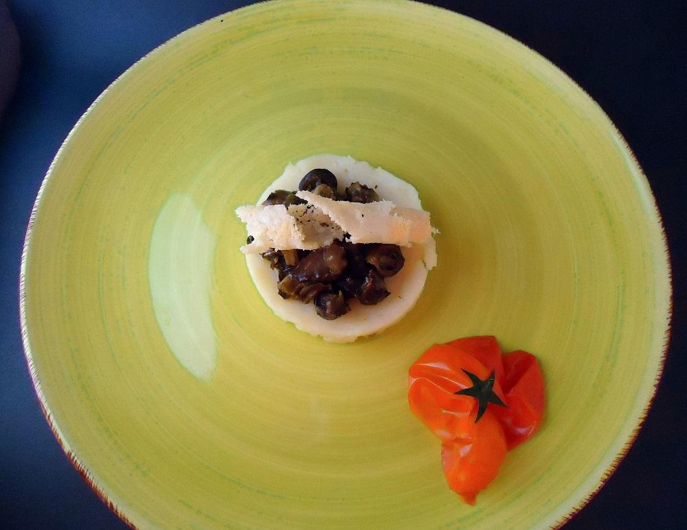 ricetta a base di lumache per intervista allevamento lumache a Verona