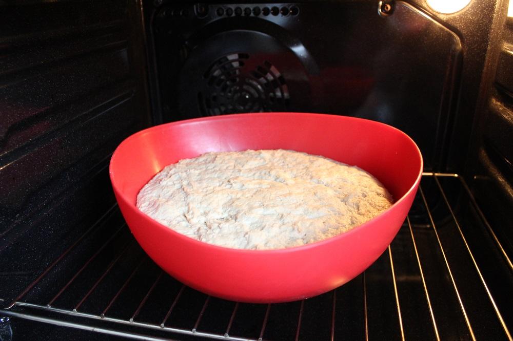 pizza di quinoa fatta in casa