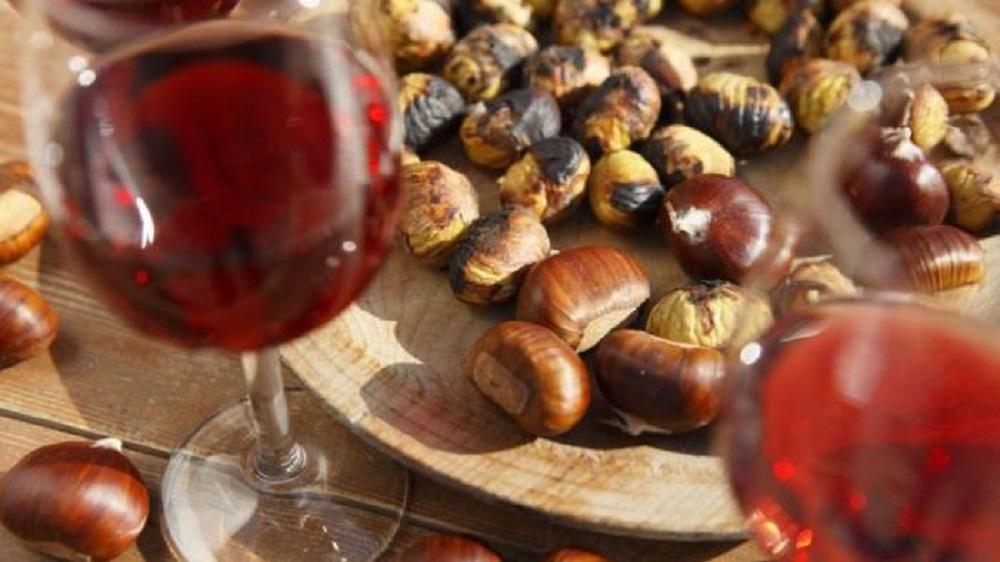 torbolino e vino novello i sapori d'autunno