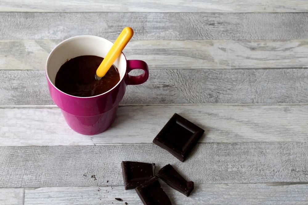 cioccolata calda fatta in casa come al bar