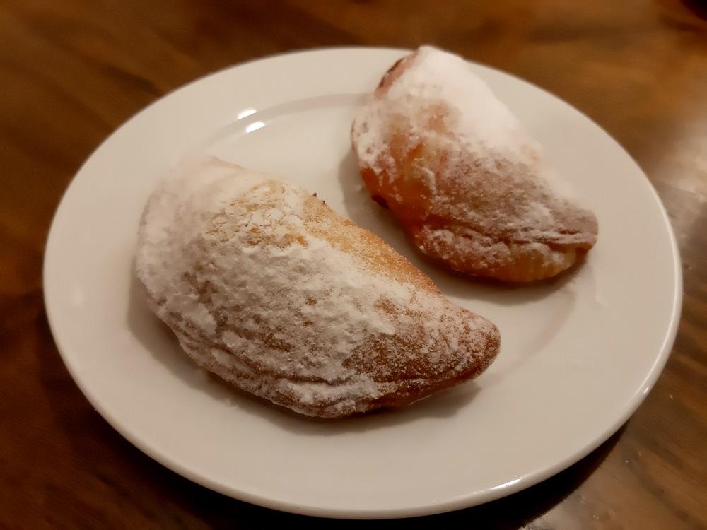 dolci tipici di Orvieto per carnevale