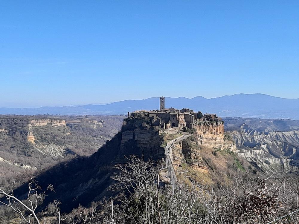 roveja storia e ricette del legume dimenticato tour Silla e Pepe a Civita di Bagnoregio