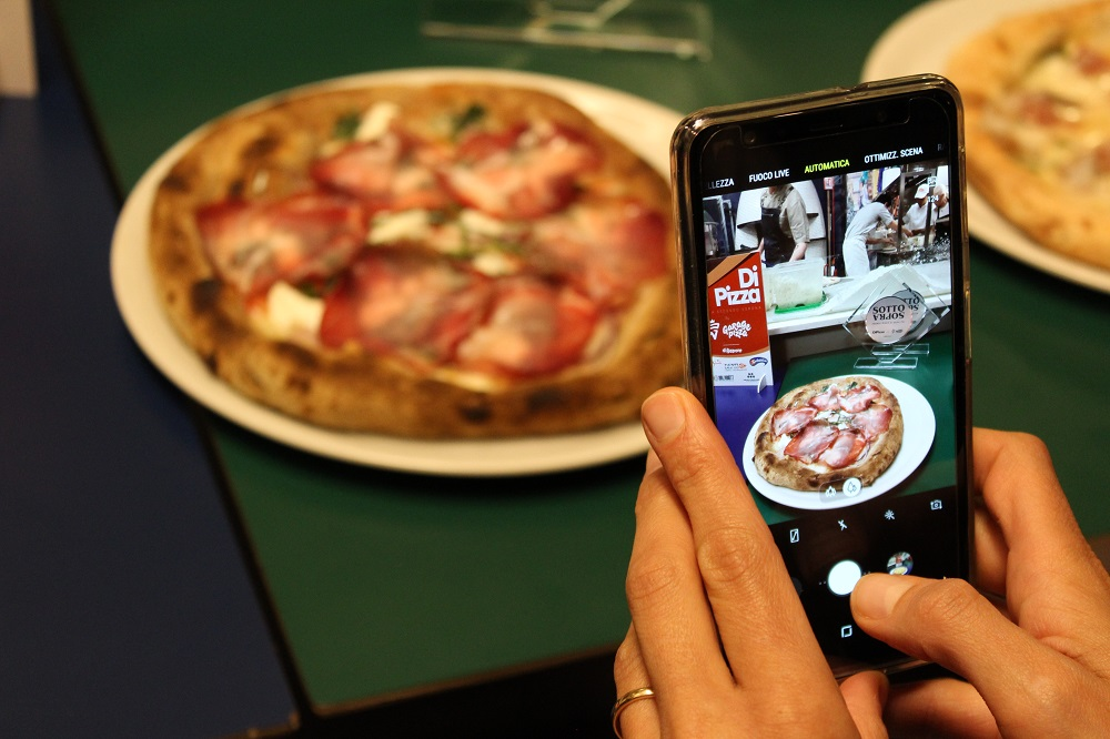 i magnifici sette di Verona Di Pizza in tour Silla e Pepe