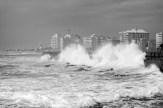 Tempête sur Sea Pointe