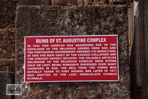 Ruins of St Augustine (9 of 36)