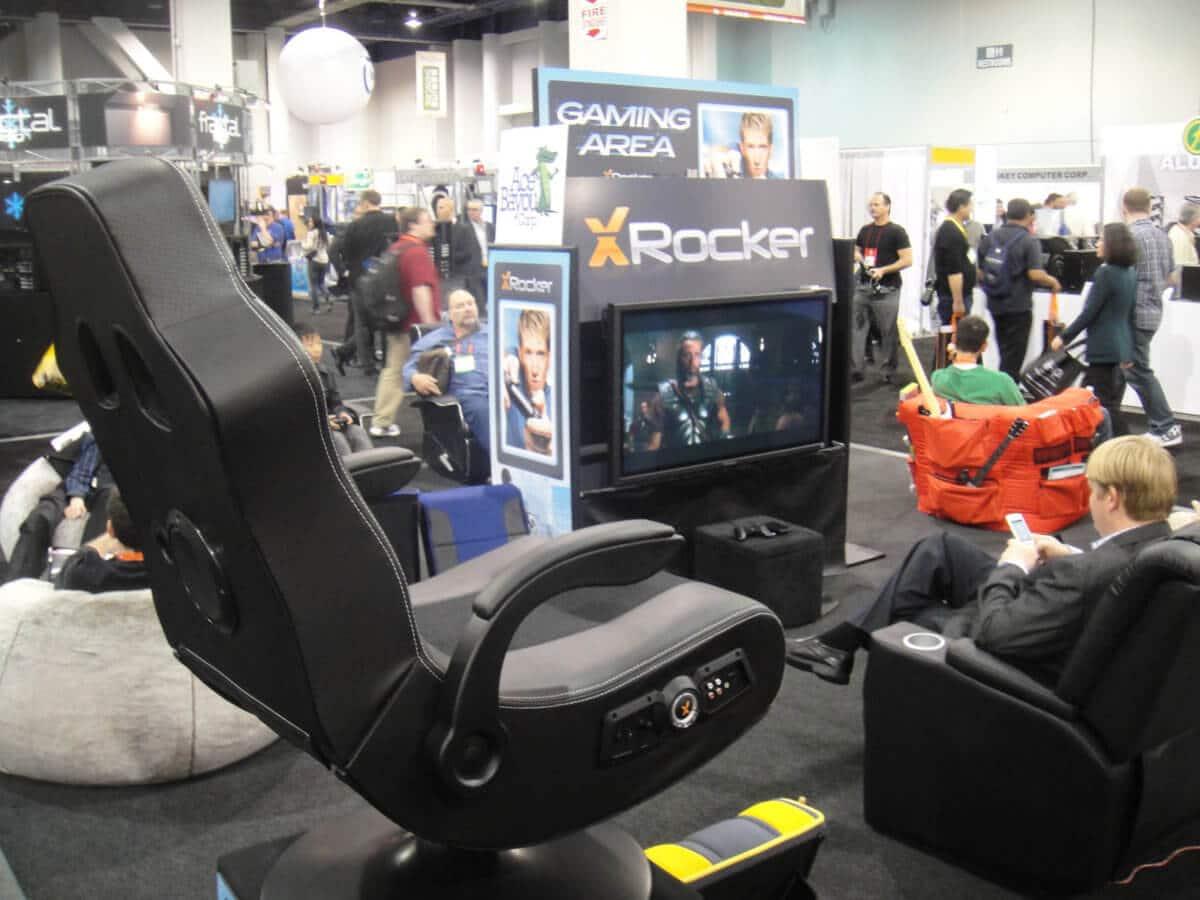 Los mejores sillas gaming XRocker en la comparativa