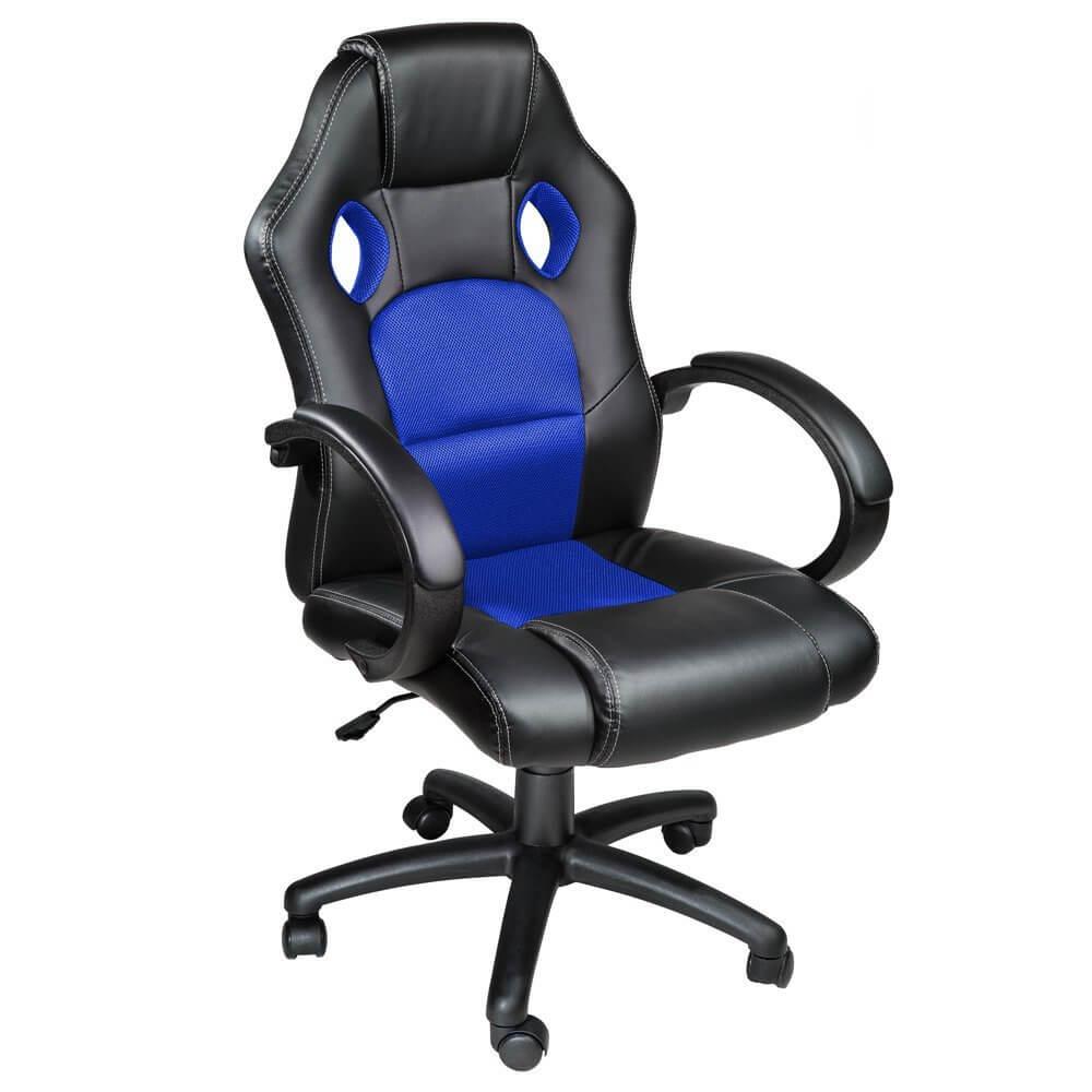 Tectake silla de escritorio racing  La silla ms vendida