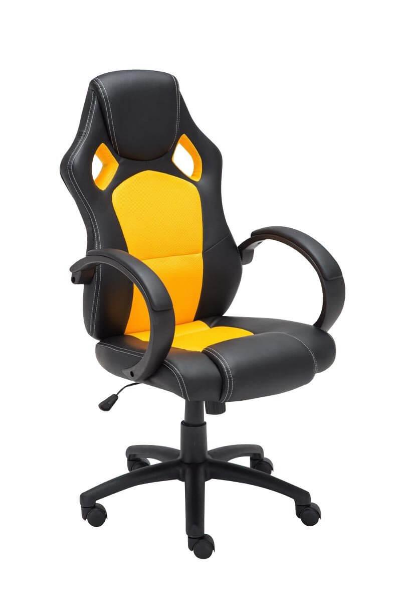 CLP Silla de oficina FIRE  Encuentra la mejor silla gamer para t