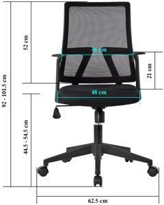 silla escritorio Langria