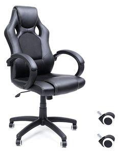 silla ergonomica songmics racing