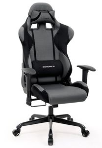 silla ergonomica songmics racing RCG02G