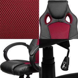 racemaster gs series silla ordenador