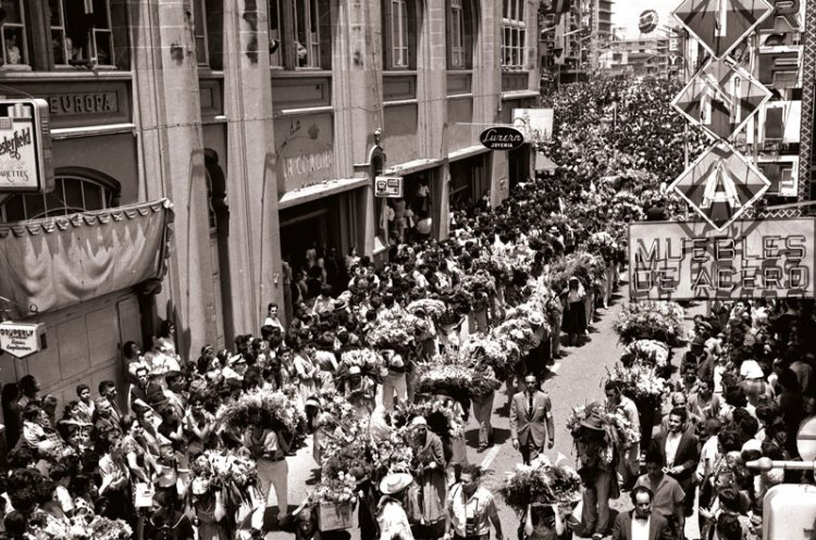 Historia del Desfile de Silleteros