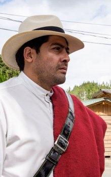 Oscar Atherotua Ríos - Presidente COSSE