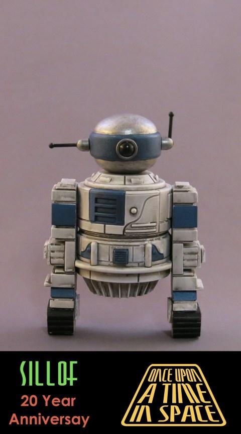 R2- Cranky Robot