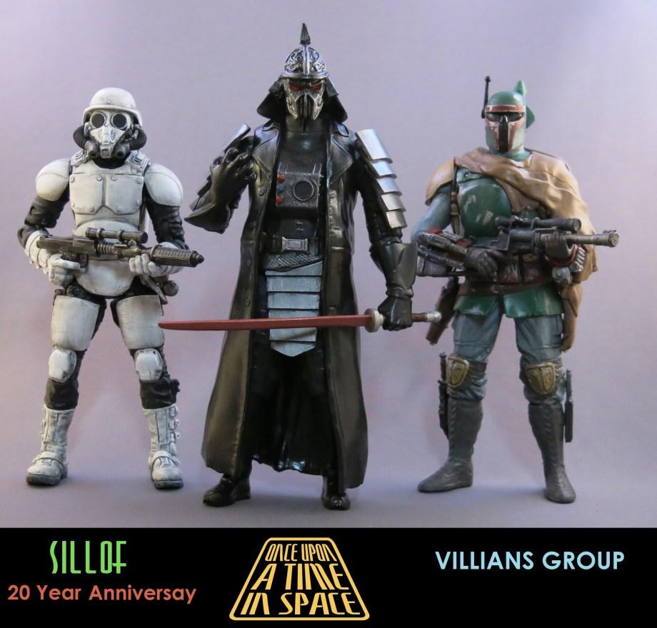 R2 - Villians