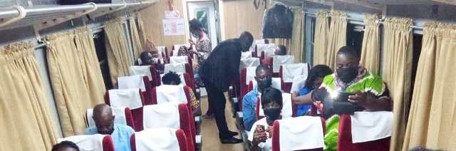 Transport: Cameroon's Douala-Yaounde railway reopens after five years of inactivity