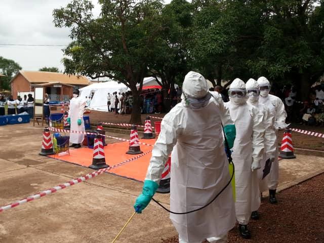 Guinée: le pays enregistre le plus grand nombre de décès journaliers de covid 19_02-08-21