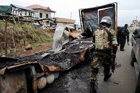 War Crimes: Human Rights Watch slams Cameroon military and separatists_04-08-21