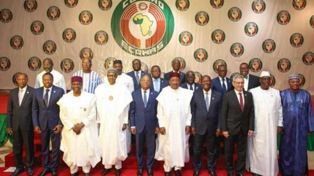 Guinée : une délégation des chefs d'État de la CEDEAO demain à Conakry (communiqué)_17-09-21