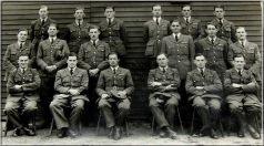 'A' Flight RAF Silloth. Courtesy Gordon Akitt Archives