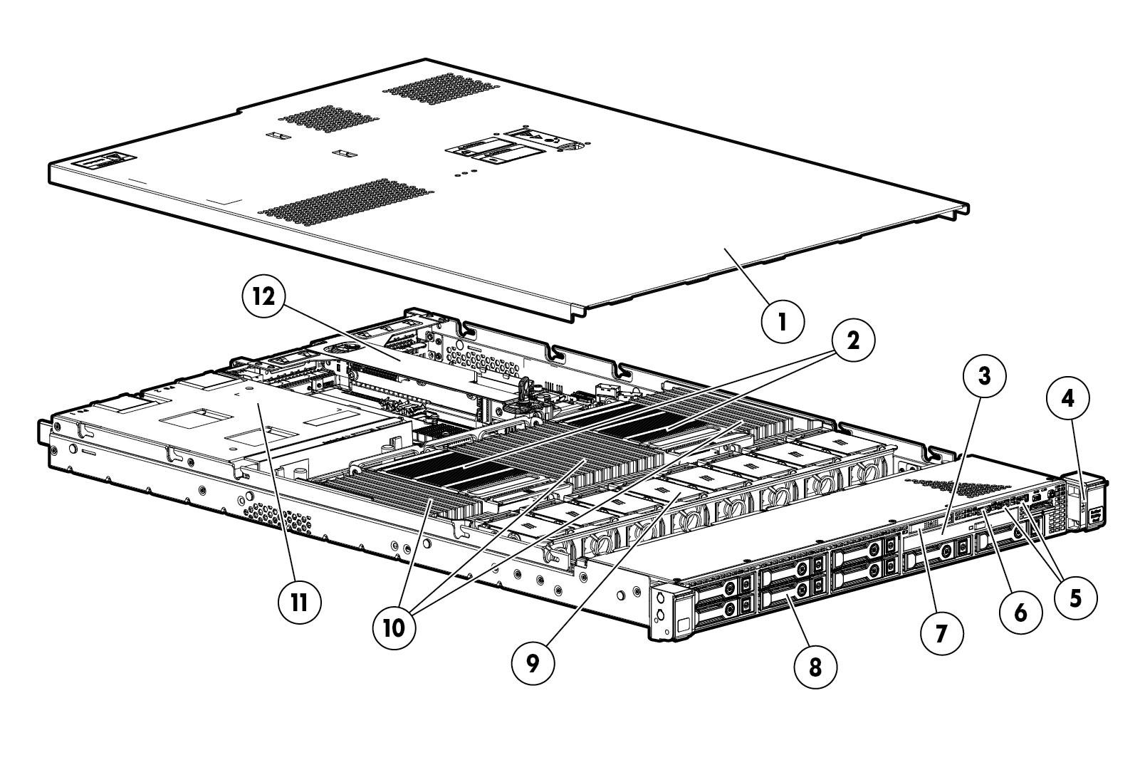 DL160 G5 QUICKSPECS PDF