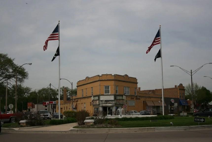 Veteran's Memorial Circle