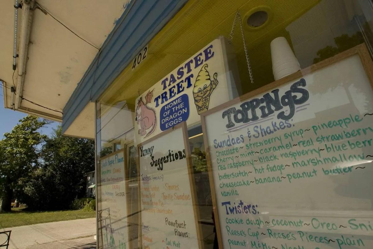Tastee Treet in Sparta, Wisconsin