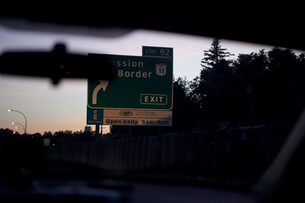 Canadian Road Trip: Crossing back into the U.S.