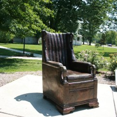 S Chair Replica Cheap Clear Of Robert Wadlow 39s In Alton Illinois