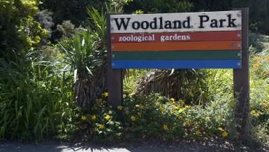 Woodland Park Zoo in Seattle, Washington.