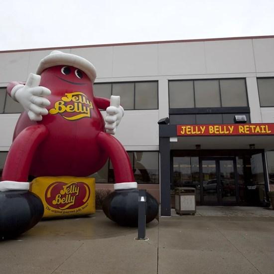 Jelly Belly Center Tour in Pleasant Prairie, Wisconsin