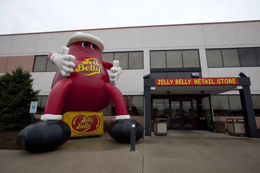Jelly Belly Center Tour in Pleasant Prairie, Wisconsin