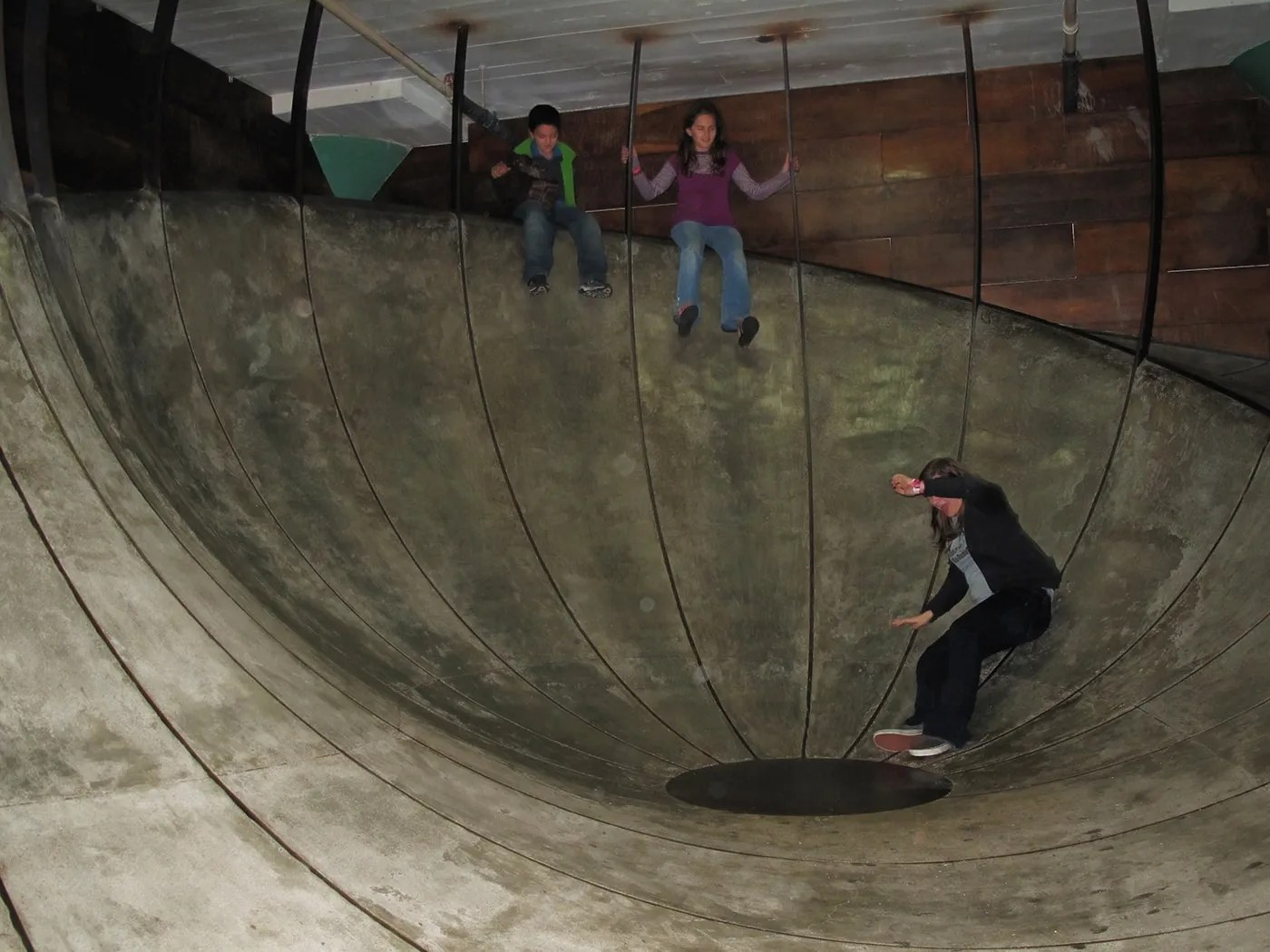 091b95a54 Skateless Park at the City Museum in St. Louis