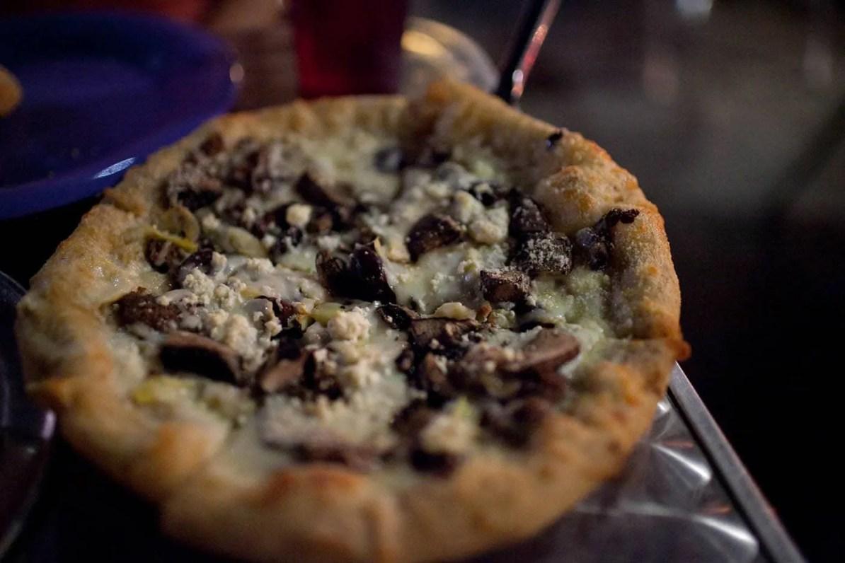 Philosopher's Pizza Winston-Salem, North Carolina.