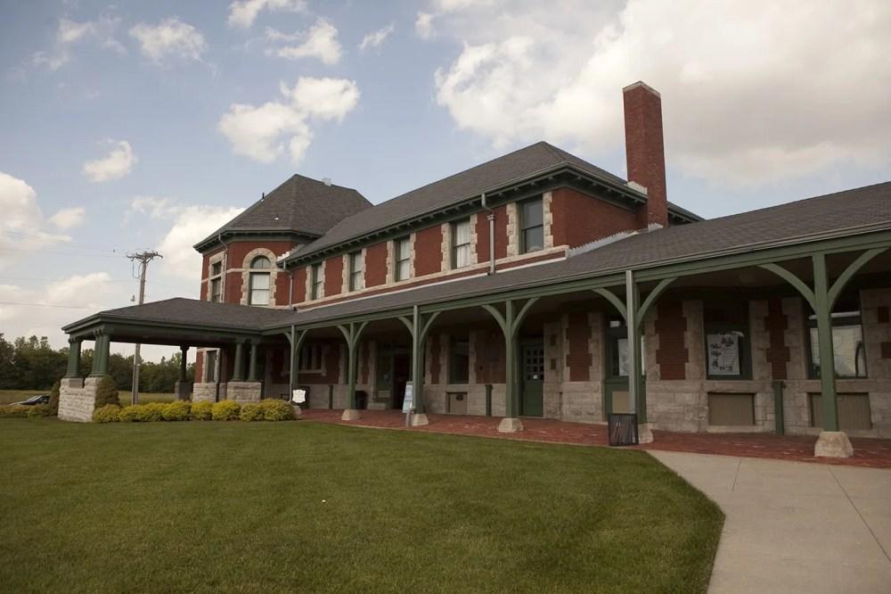 Katy Depot - Sedalia, Missouri's Welcome Center and Museum