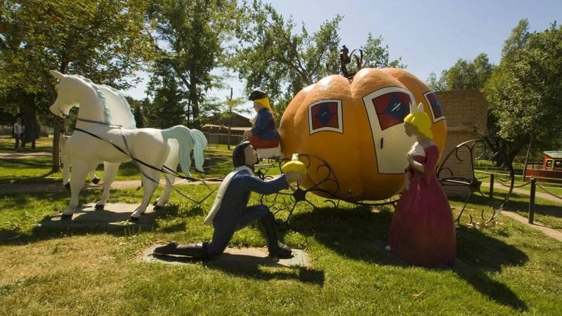 Storybook Island in Rapid City, South Dakota