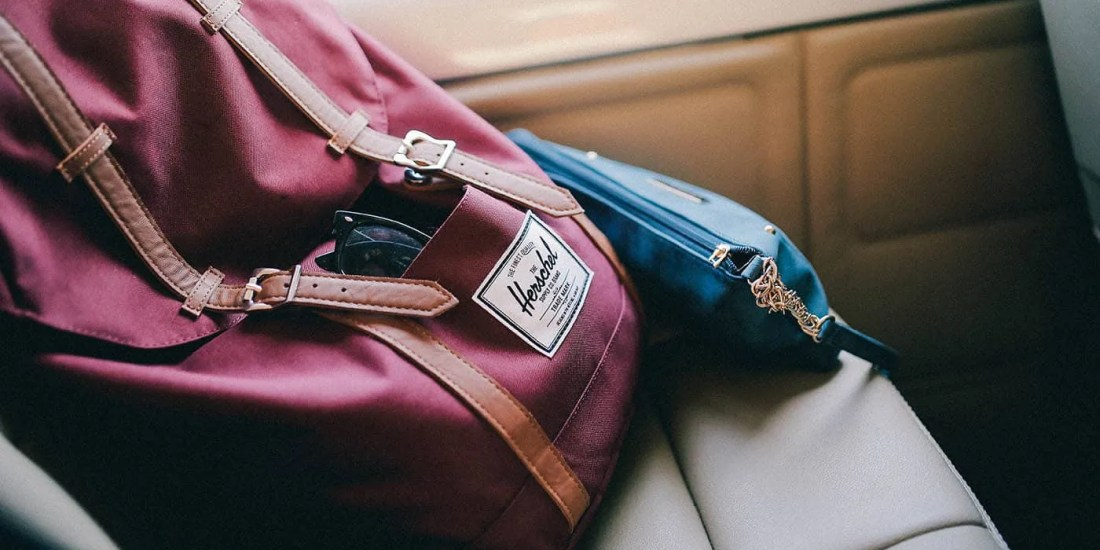 Four Essential Road Trip Bags (and what to put in them)