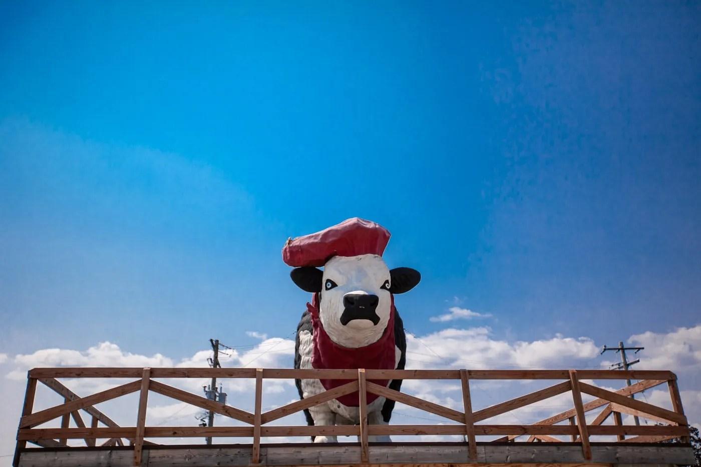 Big Steer in Milwaukee, Wisconsin