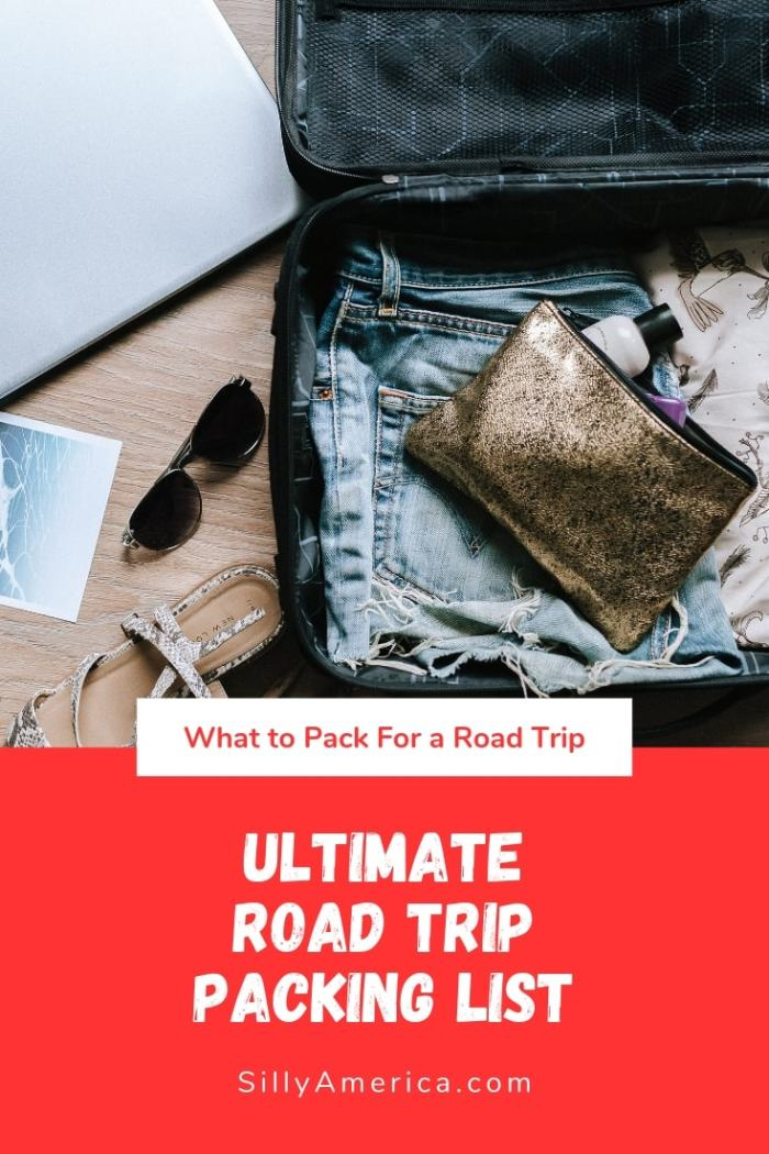 Ultimate Road Trip Packing List: What to Pack For a Road Trip Checklist