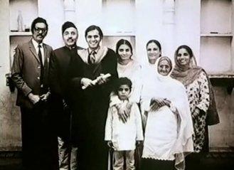 salim mirza muslim family in garam hawa 1973