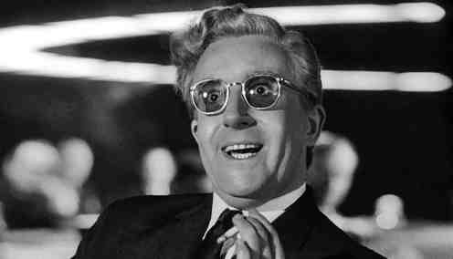 Peter Sellers as Dr Strangelove