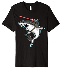 Sharks with lasers
