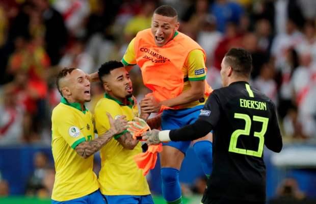 Brazilian Football Players in Premier League 2019-20