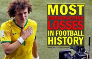 The Most Embarrassing Losses In Football History